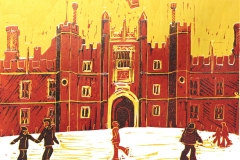 Ice Rink at Hampton Court